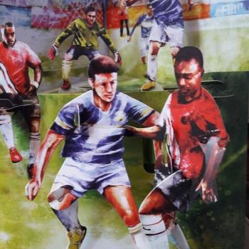 carte football