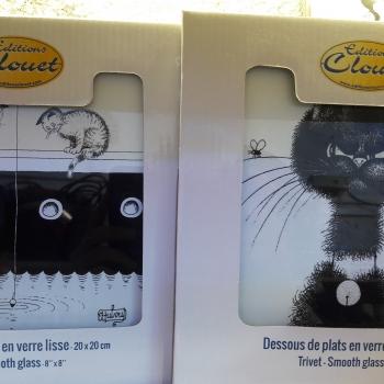 Dessous de plat chats
