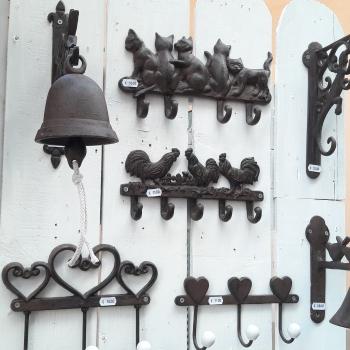 cast iron bell for door