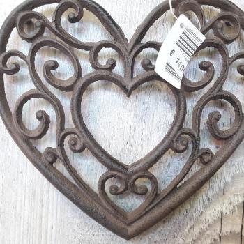 coeur en fer