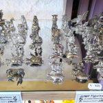 Animaux en métal
