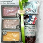 coffret savons biodégradable